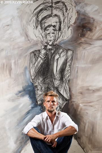 Ryan, artist and visionary